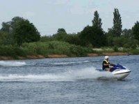 Speed around our lake