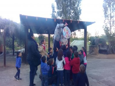 Estate rental celebrations in Fernán Caballero
