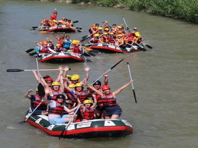 Rafting for Beginners in the Segura + Lunch