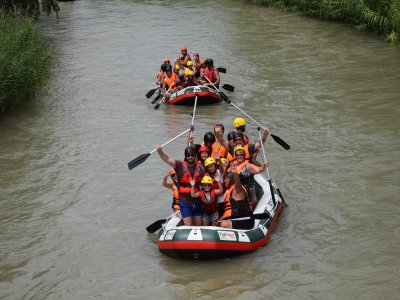 Rafting from Cieza, For Schools