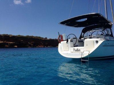 6h Private Sailboat Trip, San Pedro del Pinatar