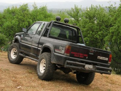 Events Mark Rutas 4x4
