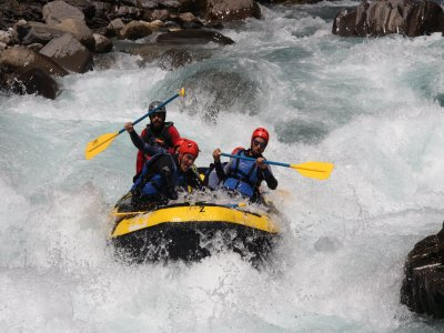 Rafting in Jánovas & Boltaña Canyons, KIDS