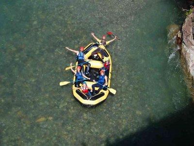 Kid's Rafting from Laspuña to Aínsa