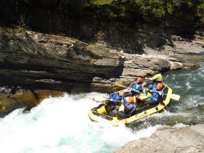 Rafting in Ara River, Torla to Broto + Picnic