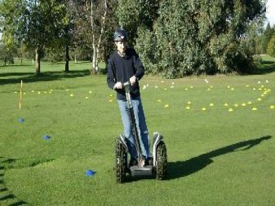 Berkshire Corporate Events Segway