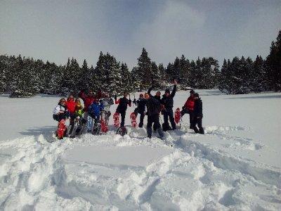 Turismo Activa Raquetas de Nieve