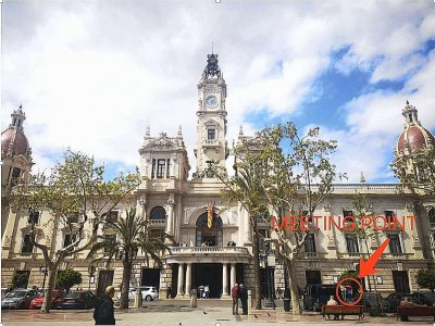 Historical Center Tour in Valencia & Horchata