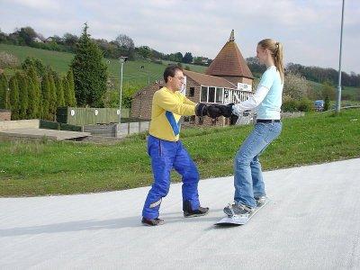 Chatham Ski & Snowboard Centre Snowboarding