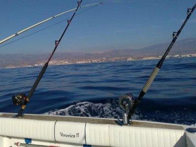 Spinning Fishing Trip, Alicante Coast