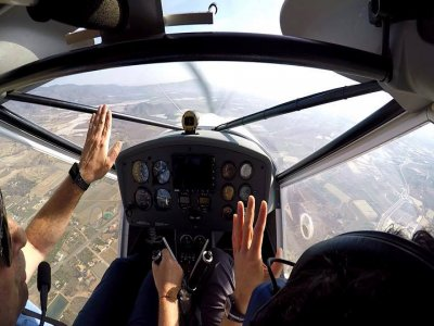 Fly Over Totana For 30 Minutes