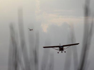 1h40m Aircraft Flight, Murcia