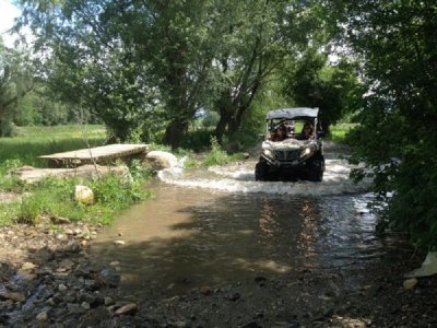 1-Hour All-Terrain Buggy Course in Segre