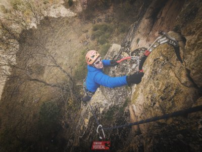 Sports Climbing Baptism in Soto del Real