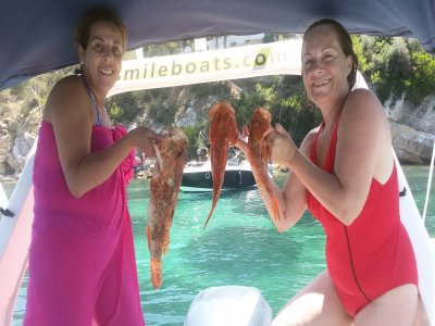 Smile Boat Rental Pesca