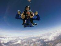 Tandem Skydive in Brigg