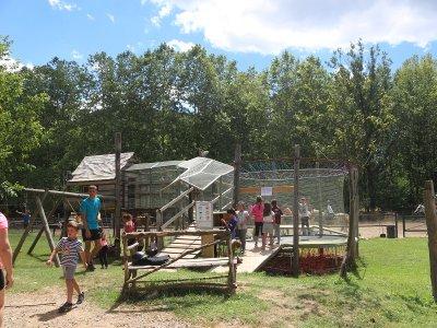 Kids pass to multi-adventure zone in Vall de Bas