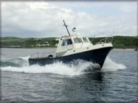Full Day Boat Trip Ballycastle