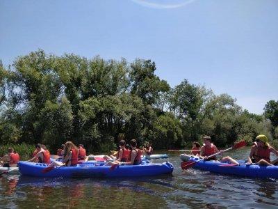 Rent a Canoe in Tormes Huerta - 30 min