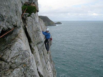 Rob Johnson Climbing