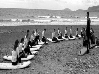 West Coast Surf Surf School