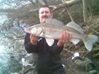 A successful catch