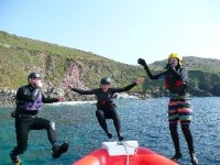 RIB Coasteering