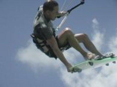 Devon Outdoors Kitesurfing