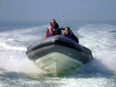Principle Power Powerboating