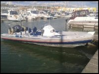 Boats available for charter.