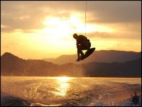 Wakeboarding also available.