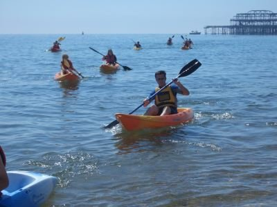 Brighton Adventures Kayaking
