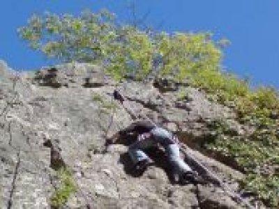 Devon Outdoors Climbing