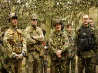 Airsoft at Holmbush Events West Sussex