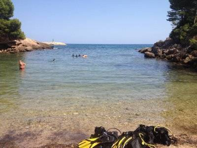 Open Water SNSI and Advanced Package Tarragona