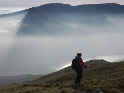Rob Johnson Hiking
