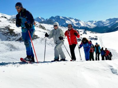 Survival in the Snow Pack in Formigal