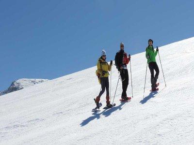 Snowshoes in El Portalet, Formigal, 2-4 h