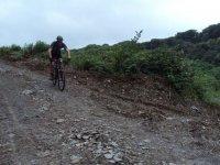 Off-road mountain biking tracks