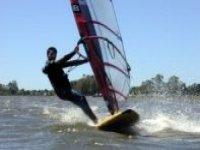 Windsurfing tuition