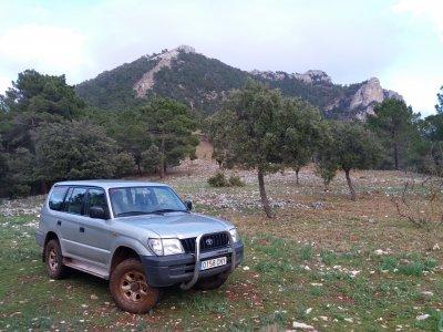 4x4 Route Sierra de Cazorla 4 hours