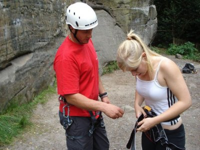 Kent & Sussex Climbing Abseiling