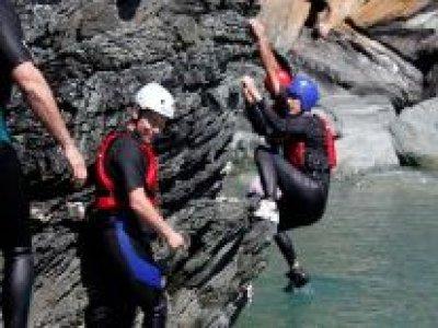 North Wales Active Coasteering