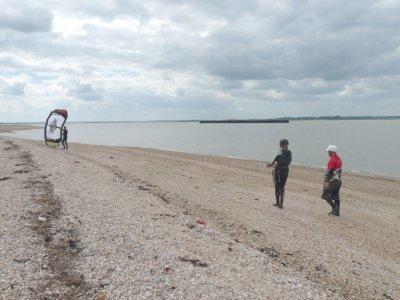 1 Day Kitesurfing Course Essex