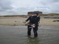 Private Kitesurfing Coaching Essex
