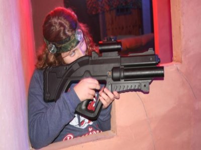 Laser tag in Murcia 1 hour game