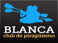 Blanca Club Piragüismo Banana Boat