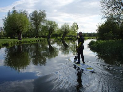 1 Hour Stand Up Paddle Tour Essex and Suffolk