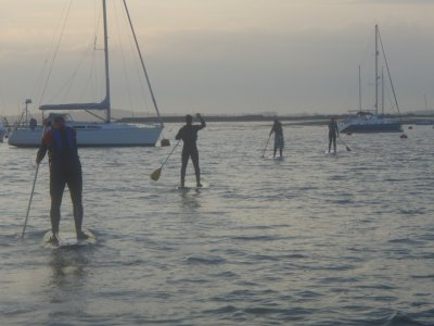 3 Hour Stand Up Paddleboard Tour Essex and Suffolk