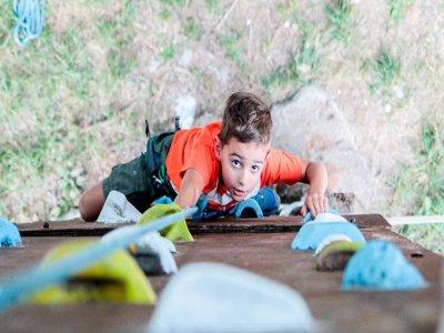 Zip Line and Climbing in El Pont de Suert 30 min